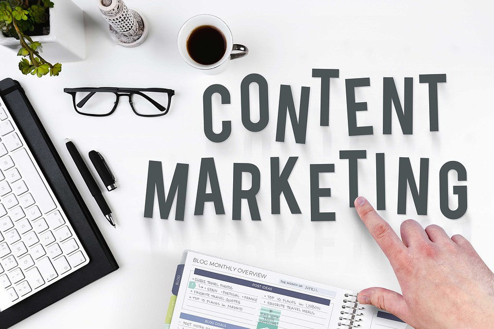 Content Marketing Thumbnail