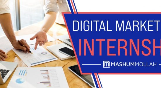 Digital marketing Internship