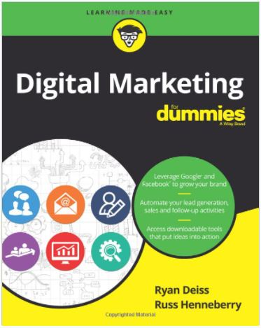 The digital marketing for dummies