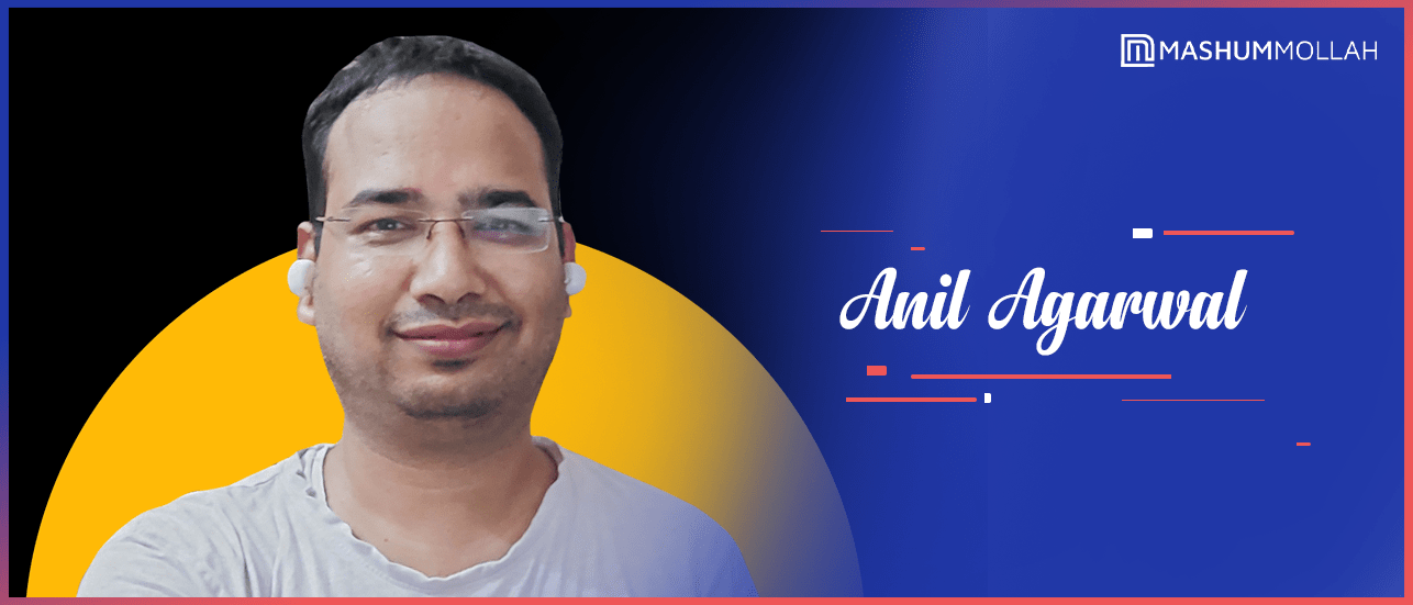 Anil Agarwal Blogger