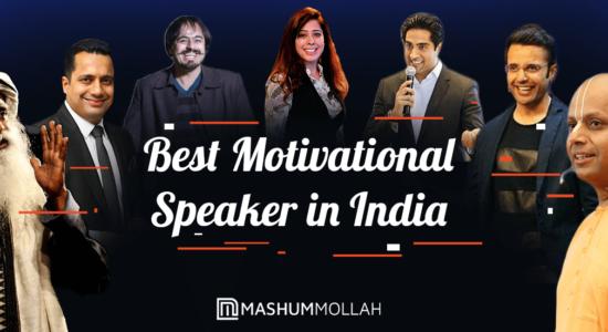 best motivational speaker in india