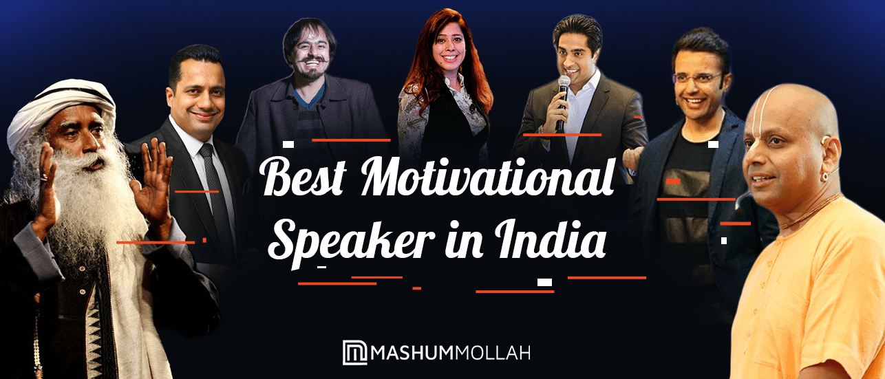best motivational speaker in india