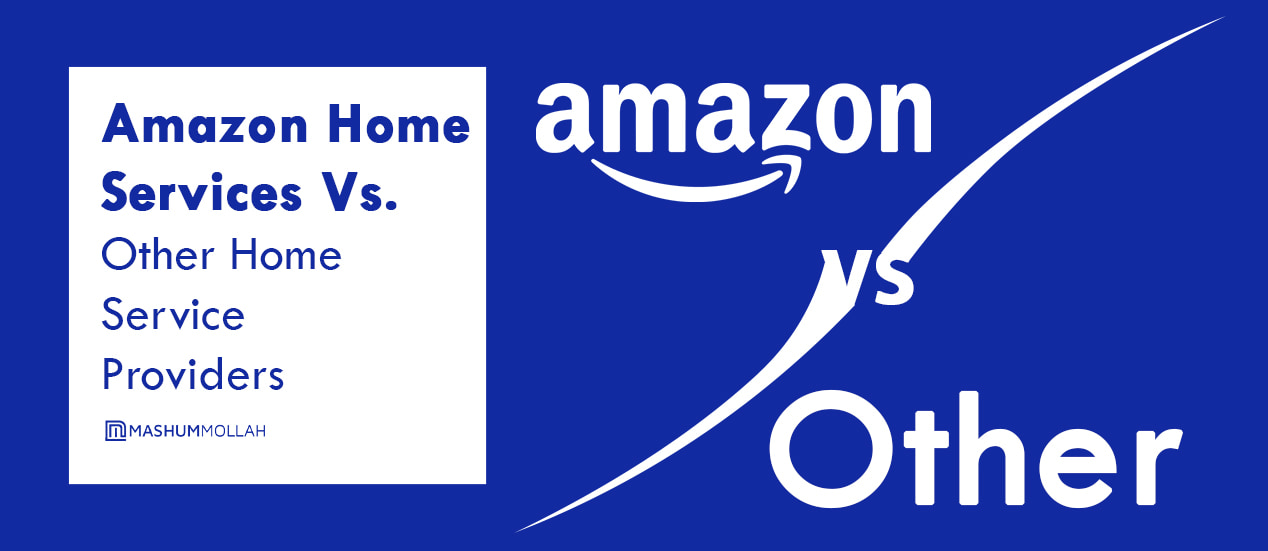 amazon home services vs other home services