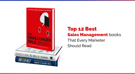 best sales management books